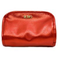 XOXO Cosmetics Bag in Red