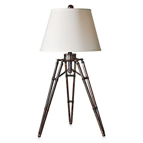 Uttermost Tustin Tripod Table Lamp