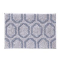 "Metropolitan 20"" x 30"" Bath Rug in Blue"