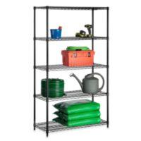Honey-Can-Do® Steel 5-Tier Shelving Unit