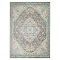 Nourison™ Tranquil Persian 4' x 6' Area Rug in Light Grey