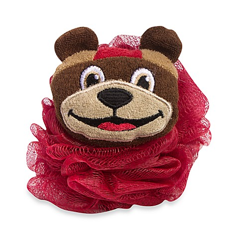 Mascotwear nfl san francisco 49ers mascot bath loofahs for 49ers bathroom decor