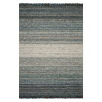 Magnolia Home By Joanna Gaines Phillip 9'3 x 13' Area Rug in Turquoise