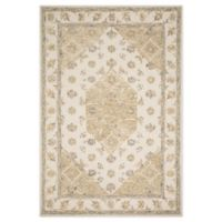 Magnolia Home By Joanna Gaines Ryeland 9'3 x 13' Area Rug in Ivory/Natural