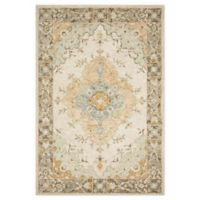 Magnolia Home By Joanna Gaines Ryeland 9'3 x 13' Area Rug in Ivory/Multi