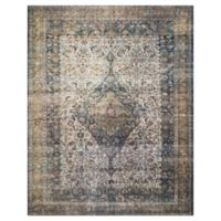 Magnolia Home By Joanna Gaines Lucca 7'6 x 9'6 Area Rug in Ivory/Multi