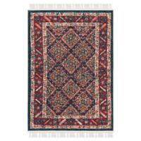 Safavieh Farmhouse 3' x 5' Magnolia Rug in Navy