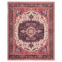 Jaipur Living Mascoma 10' x 14' Hand Knotted Area Rug in Red/Purple