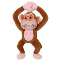 Mighty Angry Animals Monkey Dog Toy