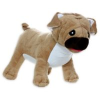 Mighty Farm Pug Dog Toy