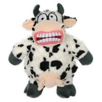 Mighty Angry Animals Cow Dog Toy