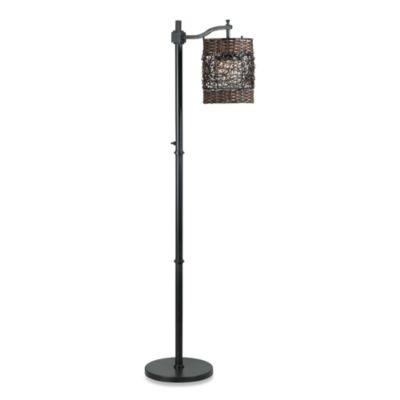 Kenroy Home Brent Indoor/Outdoor Oil Rubbed Bronze Floor Lamp