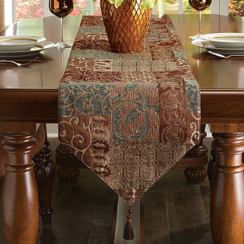 Galleria Table Runner Collection Bed Bath Amp Beyond
