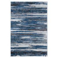 Stillwater 7'10 x 9'10 Area Rug in Blue/Multi