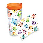 Tervis® Whimsical Owls Wrap 24-Ounce Tumbler with Orange Lid
