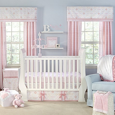 The Willow by Wendy Bellisimo™ 5-Piece Crib Bedding Set