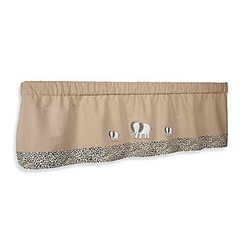 The Sweet Safari by Wendy Bellisimo™ Window Valance
