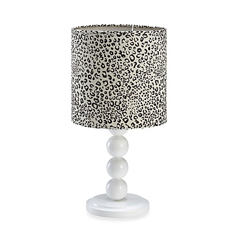 The Sweet Safari by Wendy Bellisimo™ Lamp and Shade