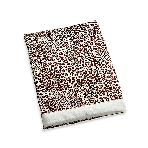 The Sweet Safari by Wendy Bellisimo™ Print Velboa Blanket