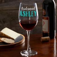 342f17a7d19 Buy Wedding Party Wine Glasses | Bed Bath and Beyond Canada