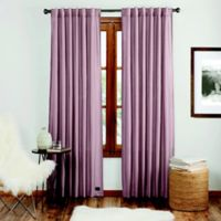 UGG® Dawn 84-Inch Rod Pocket/Back Tab Window Curtain Panel Pair in Pink