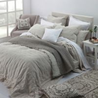 Laundered Linen Full/Queen Comforter Set in Natural