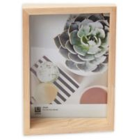 Umbra Edge 5-Inch x 7-Inch Photo Display in Natural