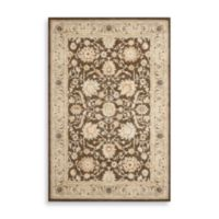 Safavieh Florenteen-Portia 5-Foot 1-Inch x 7-Foot 7-Inch Floor Rug in Brown/Ivory