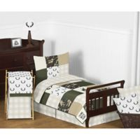 Sweet Jojo Designs Woodland Camo 5-Piece Toddler Bedding Set