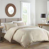 Stone Cottage® Asher King Duvet Set in Linen