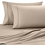 Palais Royale™ 630 TC Long Staple Cotton Dot Full Sheet Set in Canvas