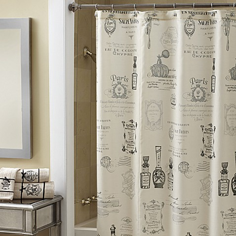 Croscill Mademoiselle Shower Curtain Bed Bath Amp Beyond