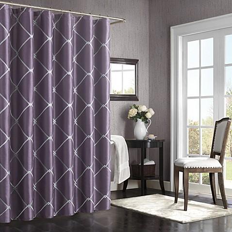 Bombay Garrison 72 Inch X 72 Inch Shower Curtain In