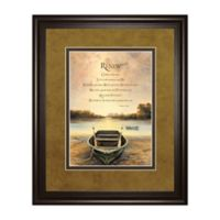 Scenic View Framed Print Wall Art