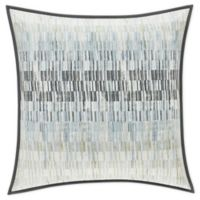 Oscar/Oliver Flatiron European Pillow Sham in Teal