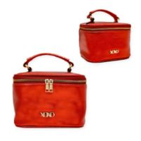 XOXO Cosmetic Bag in Red