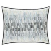 Oscar/Oliver Flatiron Standard Pillow Sham in Teal