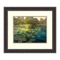 Amanti Art® Philip Craig Landscape 25.38-Inch x 22.38-Inch Acrylic Framed Print in Green