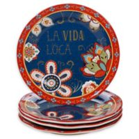 Certified International La Vida Dinner Plates (Set of 4)