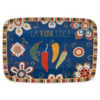 Certified International La Vida 14-Inch Rectangular Platter