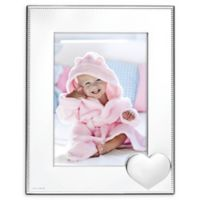Reed & Barton Precious Heart™ 5-Inch x 7-Inch Picture Frame
