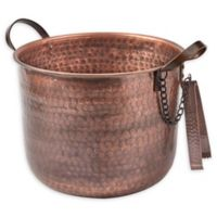 Mud Pie® Tin Ice Bucket