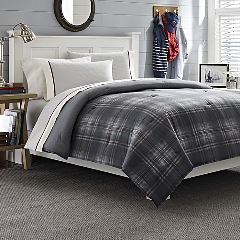 Nautica® Grovedale Queen Comforter and Sheet Set