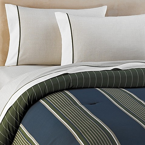 Nautica® Dartmoore Full Comforter and Sheet Set