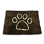 Muddy Buddy Paw Mat in Brown