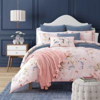 J. Queen New York™ Beatrice Twin Comforter Set in Rose
