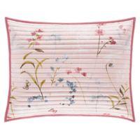 J. Queen New York™ Beatrice Standard Pillow Sham in Rose