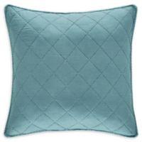 J. Queen New York™ Oakland European Pillow Sham in Teal