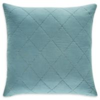 J. Queen New York™ Oakland Square Throw Pillow in Teal