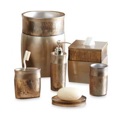 Croscill  Magnolia Boutique Tissue Box Cover. Buy Croscill Bath Accessories from Bed Bath   Beyond